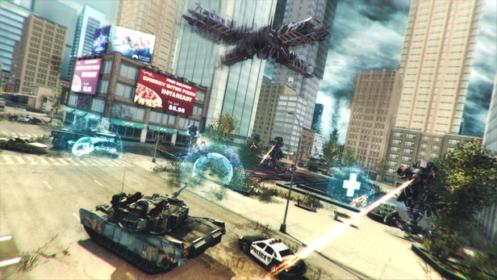 GEARGUNS – Tank Offensive